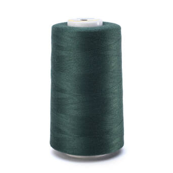 OVERLOCK threads - 5000 yards - DARK GREEN