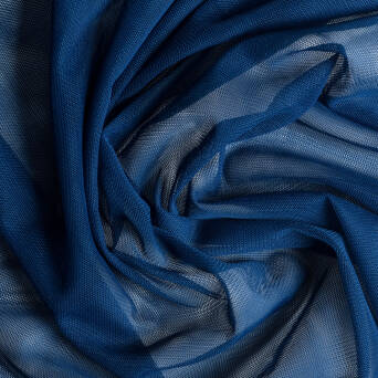 Soft tulle - NAVY BLUE