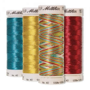 Thread Mettler METALLIC 100m