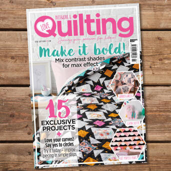 Love Patchwork & Quilting 64 / 2018