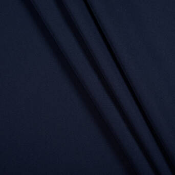 Fabric ALICANTE Navy blue
