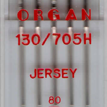 ORGAN - JERSEY knitting needles 5 pcs. / Thickness 80