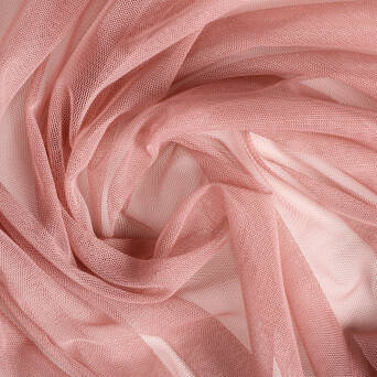 Soft tulle - OLD ROSE