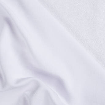Viscose French Terry WHITE 300g
