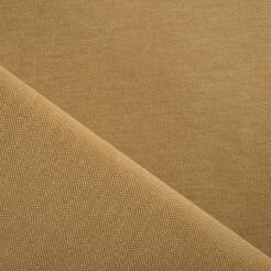 GENOA knitted fabric 250g - CURRY