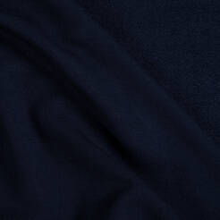 Viscose French Terry NAVY BLUE 300g