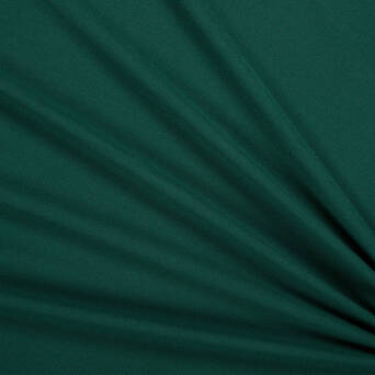 Crepe fabric - DARK GREEN