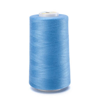 OVERLOCK threads - 5000 yards - SKY BLUE