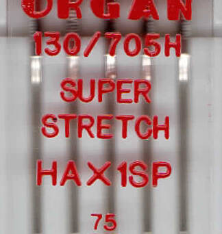 ORGAN - SUPER STRETCH HAX1SP  5 szt / grubość 75