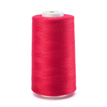 OVERLOCK threads - 5000 yards - RUBY