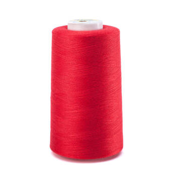 OVERLOCK threads - 5000 yards - RED