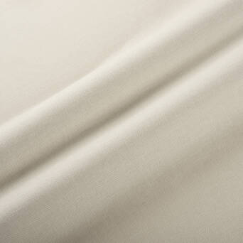 Cotton/viscose/linen fabric - ALMOND