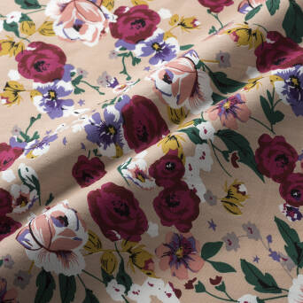 Cotton fabric #9745_03