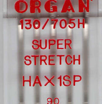 ORGAN - SUPER STRETCH HAX1SP  5 szt / grubość 90