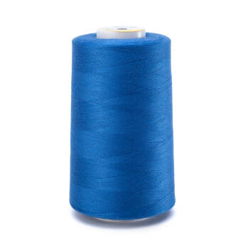 OVERLOCK threads - 5000 yards - BLUE