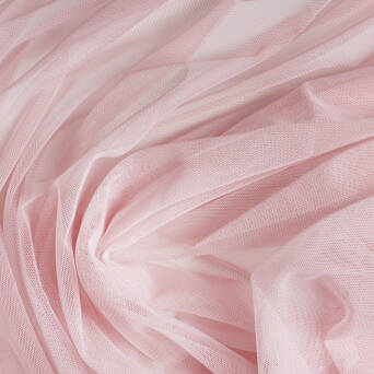 Soft tulle - POWDER PINK