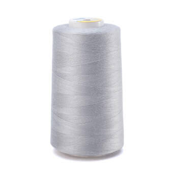OVERLOCK threads - 5000 yards - ashen / light gray