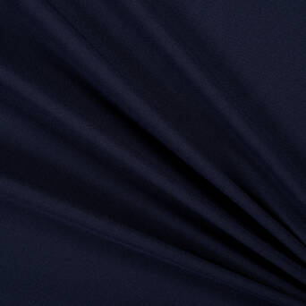 Knitted fabric SAVONA 290g NAVY BLUE