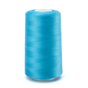 OVERLOCK threads - 5000 yards - AZURE BLUE