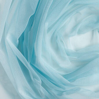 Soft tulle - SKY BLUE