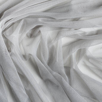 Soft tulle - GREY