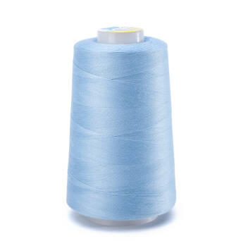 OVERLOCK threads - 5000 yards - COOL LIGHT BLUE