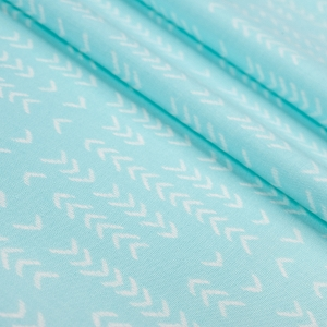 Amira Arrow in Light Blue