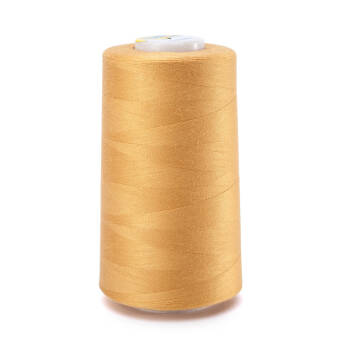 OVERLOCK threads - 5000 yards - OCHER