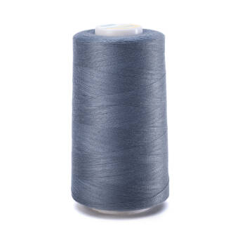 OVERLOCK threads - 5000 yards - GRAY, dark melange ( 40% )
