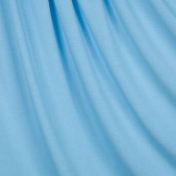 Viscose azure BLUE