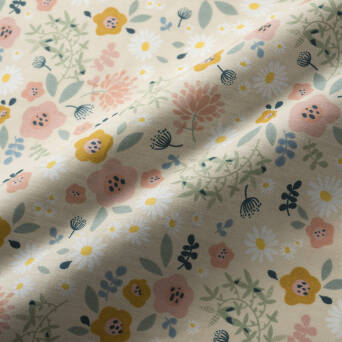 Cotton fabric #9750_01