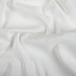 Linen/viscose fabric - CREAM