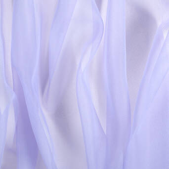 Chiffon tulle - VIOLET LILA 1901