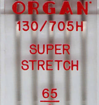 ORGAN - SUPER STRETCH HAX1SP  5 szt / grubość 65