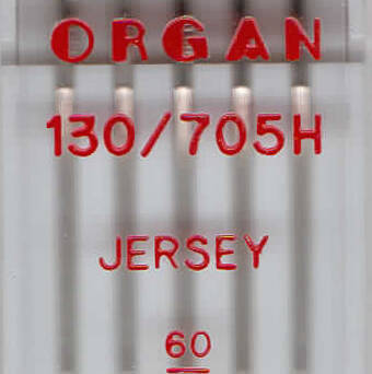 ORGAN - JERSEY knitting needles 5 pcs. / Thickness 60