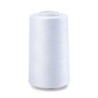 OVERLOCK threads - 5000 yards - WHITE