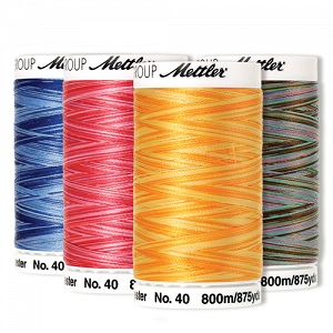 Thread Mettler POLY SHEEN MULTI® 800m