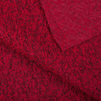 Coat fabric - RUBY