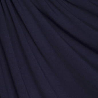 Wiskoza NAVY BLUE